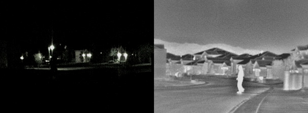 Benefits of thermal imaging at night