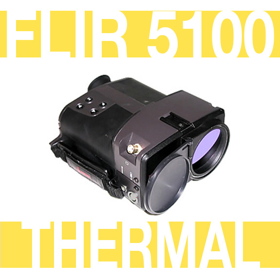 IR5100 FLIR Thermal Imaging Camera