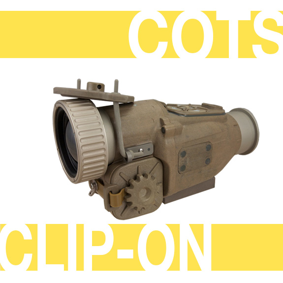 COTS Clip On Thermal Scope