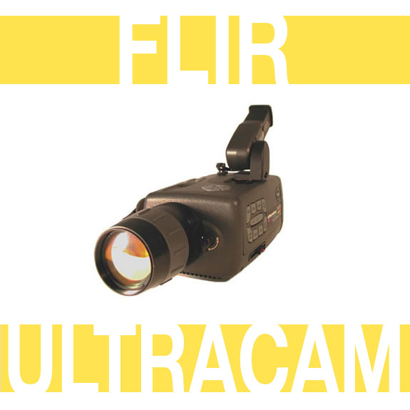 FLIR Radiometric Infrared Camera
