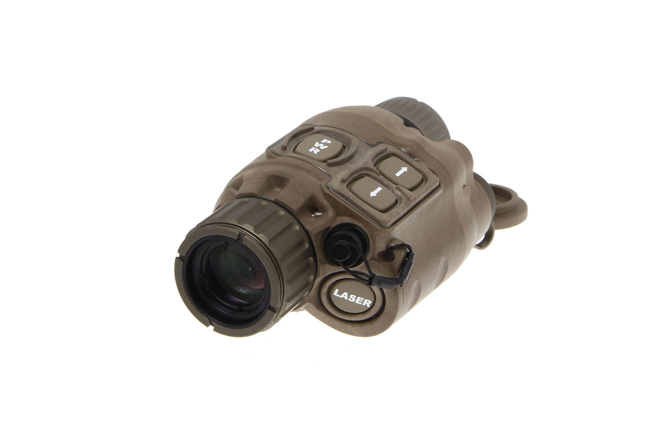 Large view of the MHTI mini handheld thermal imager