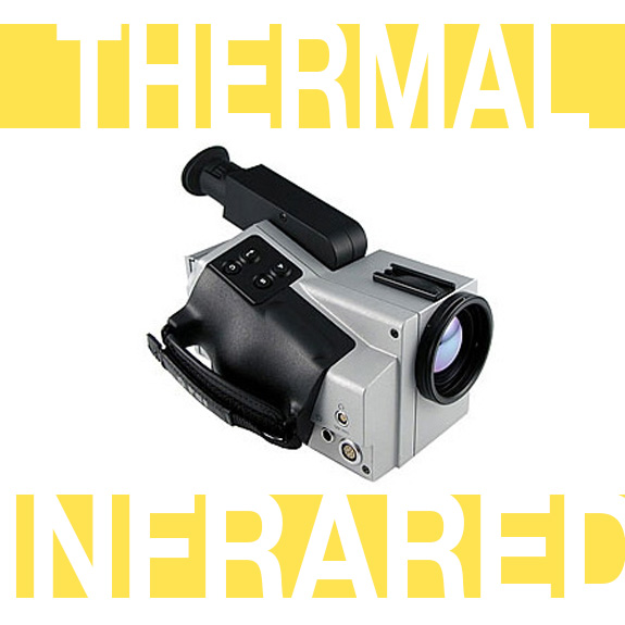 IR 59x Thermal Maintenance Camera