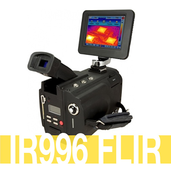 IR996 handheld FLIR infrared camera
