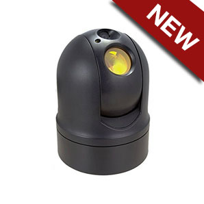 M1D PTZ Infrared Surveillance Camera