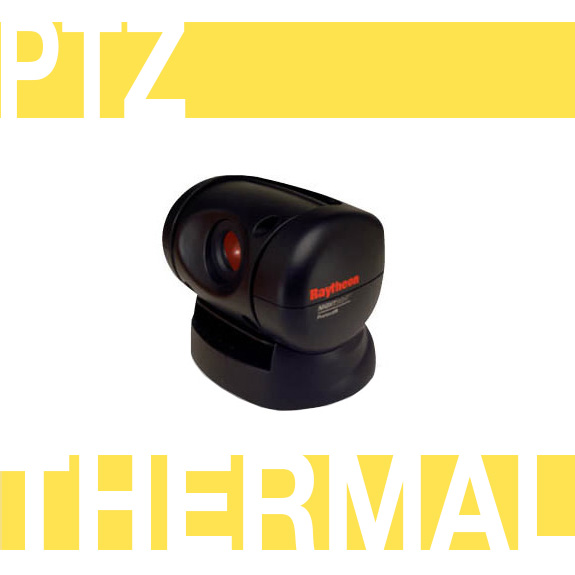 PT-4000-M PTZ Thermal Security Camera