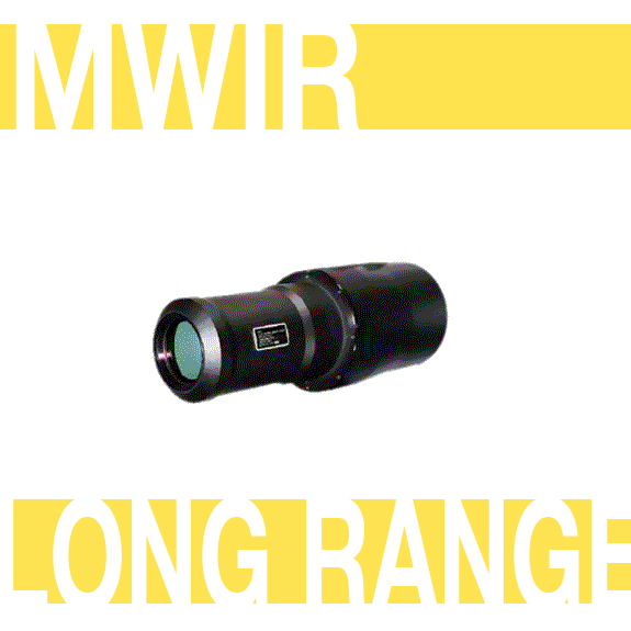 RP 50/250 Long Range Mid Wave Infrared System