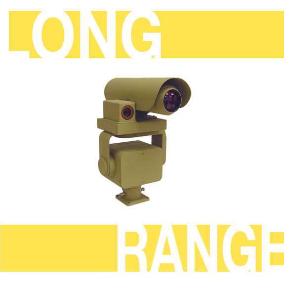 Long Range Thermal Security System