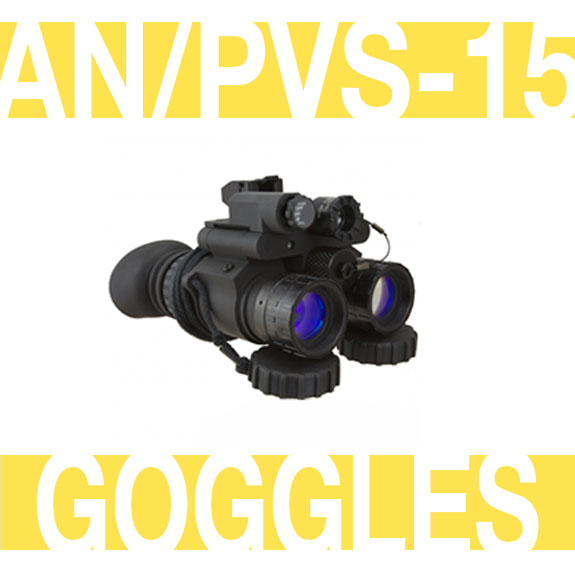 AN/PVS-15 Military Night Vision Goggles