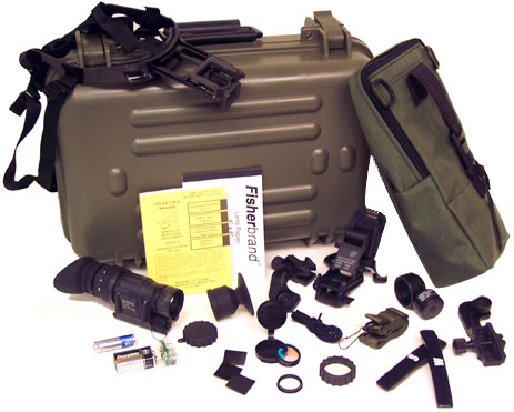 PVS-14 night vision sight kit