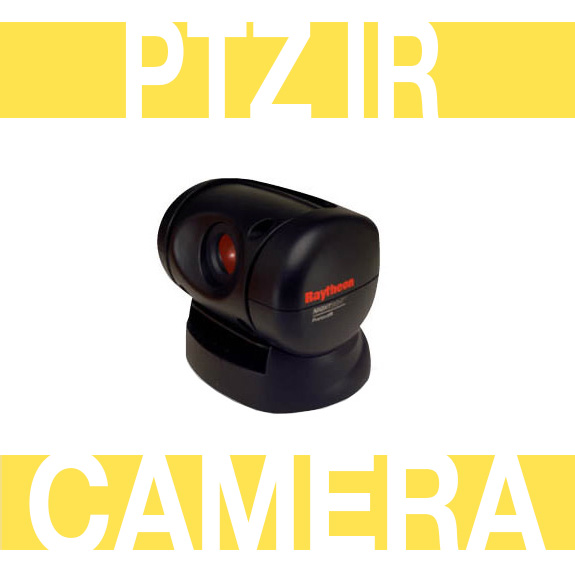 PT4000 Pan Tilt Zoom Infrared Camera