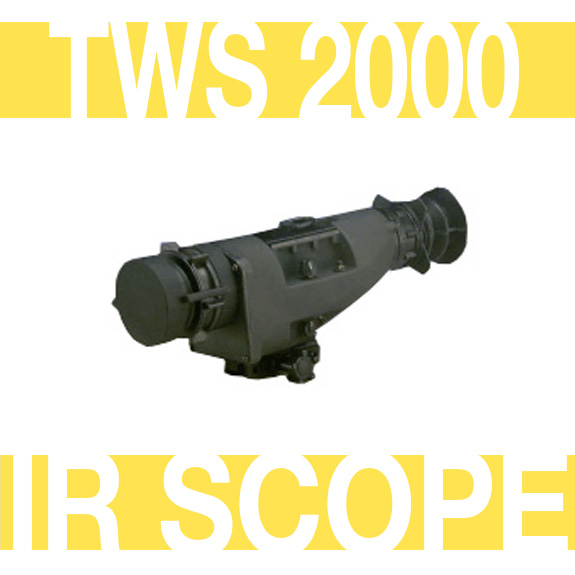 TWS 2000 Thermal Weapon Sight