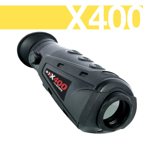 X400 long range thermal spotter